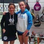 Paula Eyheraguibel e Bea González vão jogar juntos no Estrella Damm Valencia Master