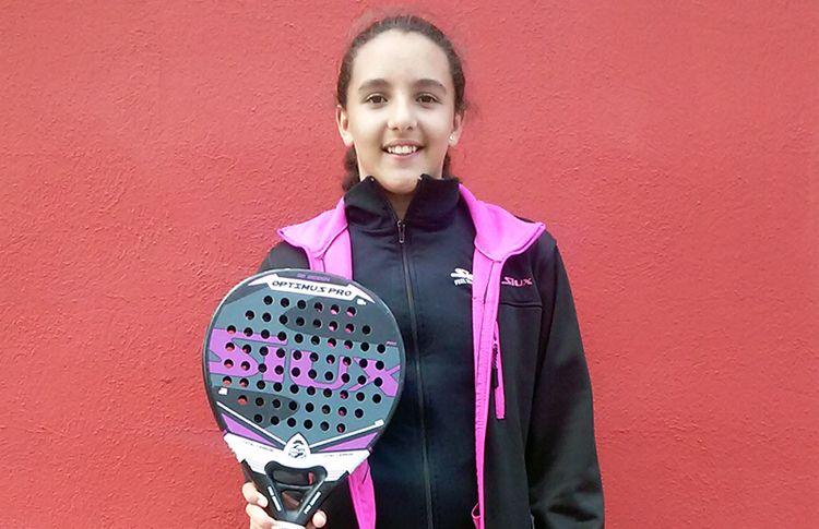 Lorena Rufo, una nueva Campeona del Mundo se une al Team Siux