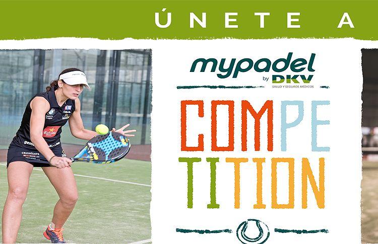 Se acerca el inicio de MyPadel by DKV Competition