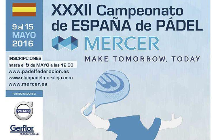 Comienza la disputa del XXXII Campeonato de España Absoluto