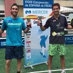 Javi Ruiz hace volar a WingPádel en el Campeonato de España Absoluto