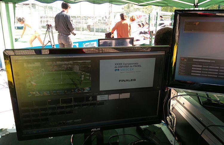 Sigue las finales del Campeonato de España Absoluto, en directo gracias a PadelTelevisión