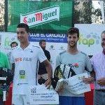 Momo González y José Carlos Gaspar se imponen en un torneo de la Federación Andaluza
