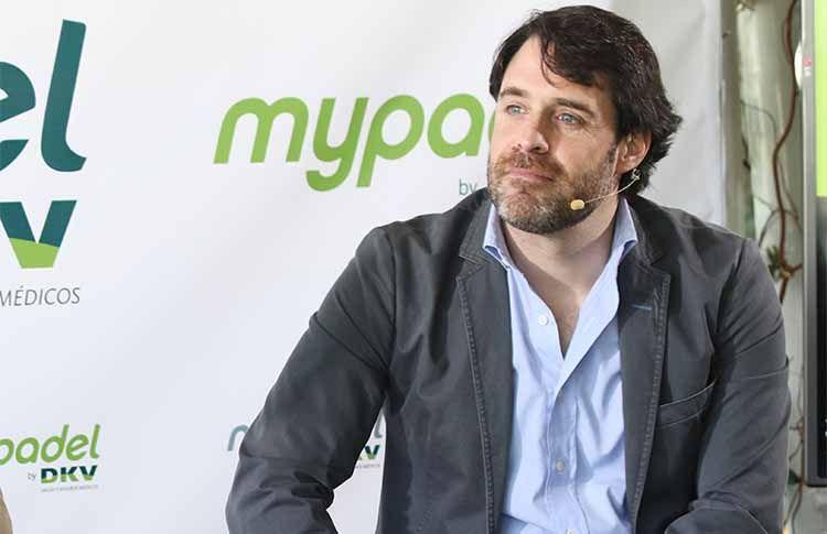 Miguel Matía, Director General de MyPadel by DKV Seguros