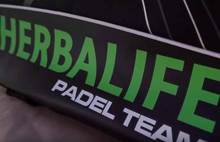 Vídeo: El Herbalife Padel Team y su 'equipazo' para este 2016