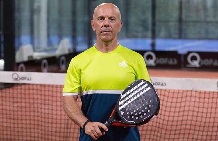 Severino Iezzi, un 'refuerzo' de lujo para GET Indoor