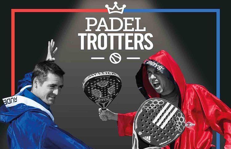 Promesa de espectáculo: Los Padel Trotters, listos para pasar por Nueva Alcántara