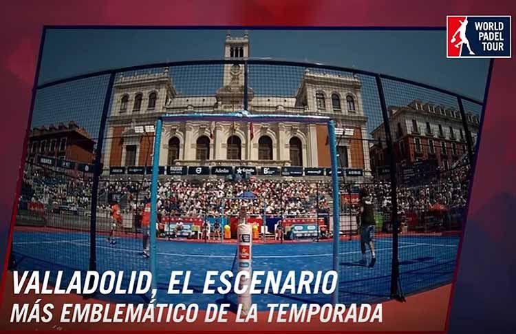 Programa 6 World Pádel Tour: Valladolid, una prueba con muchas historias