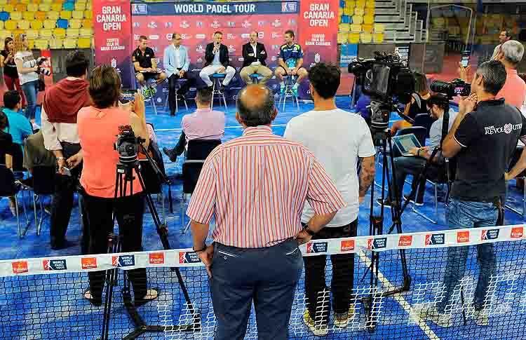 El Gran Canaria Open levanta el telón de manera oficial
