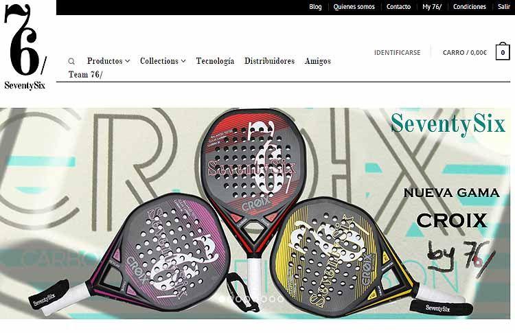 Orígenes y primeros pasos de una marca diferente: SeventySix
