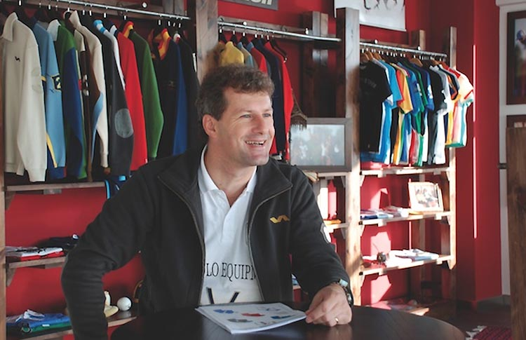 Félix Regalía. fundador de Varlion, habla sobre los Pro-Shops