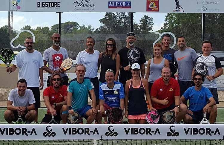 El Vibor-A Team llega a Formentera