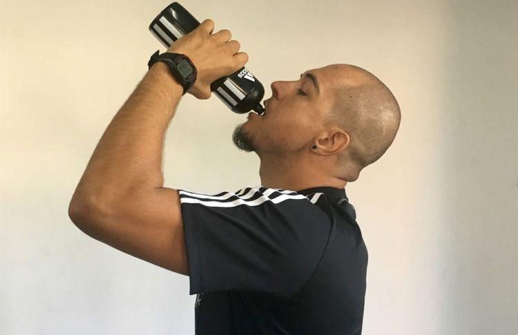 Álex Jordan: ¿Por qué hay que beber tanto en partidos como en entrenamientos?