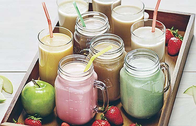 Beneficios de los batidos sustitutivos para la nutrición en pádel
