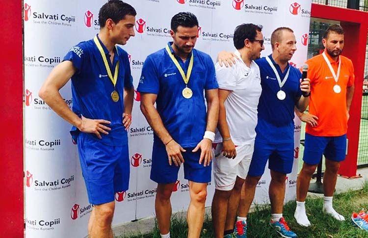 El Maratón de Páde de Rumanía consigue entrar en el Guinness de los Récords