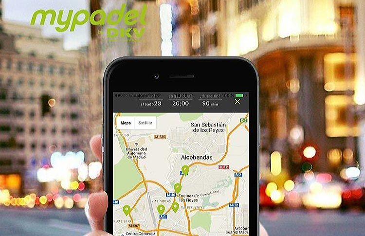 Una App revolucionaria que no para de crecer: MyPádel