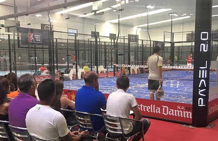 En marcha la Previa Española del Mendoza Open