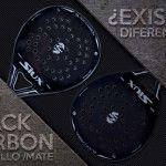 Siux Black Carbon: Mate ou Brillo?