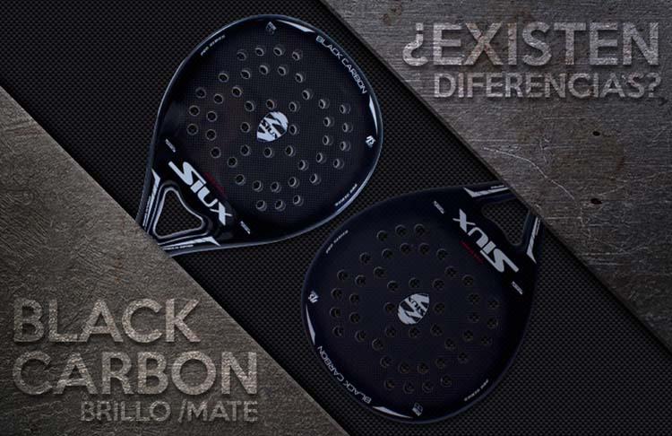 Siux Black Carbon: ¿Mate o Brillo?
