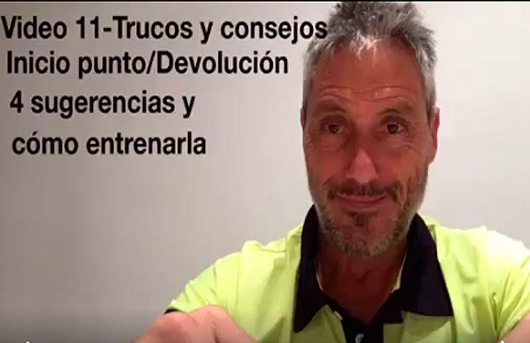 Consejos-trucos de Miguel Sciorilli (XI): Cuatro sugerencias para devolver un saque