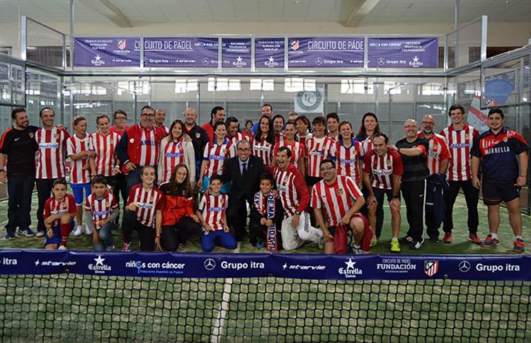 Objetivo cumplido para el Circuito Fundación Atlético Madrid: El 'torneo del año' en Badajoz