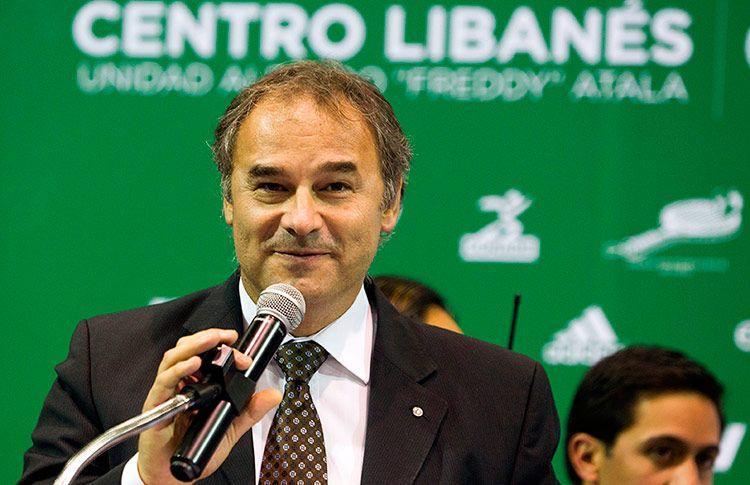 Daniel Patti, Presidente de la Federación Internacional, invitado al programa 'Esto es Pádel'