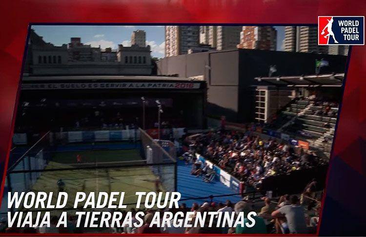 Programa WPT: Pasión por el pádel en la Gira Argentina de WPT