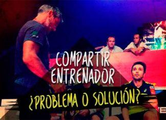Compartir entrenador: ¿Problema o solución?