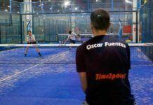 Jugar pelotas al medio: una táctica muy importante durante un partido de pádel