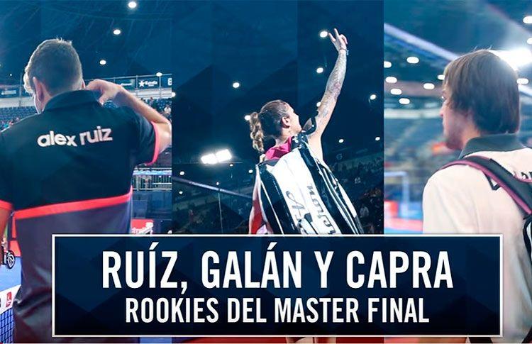 Estrella Damm Másters Finals 2016: Una prueba inolvidable para tres 'Rookies'
