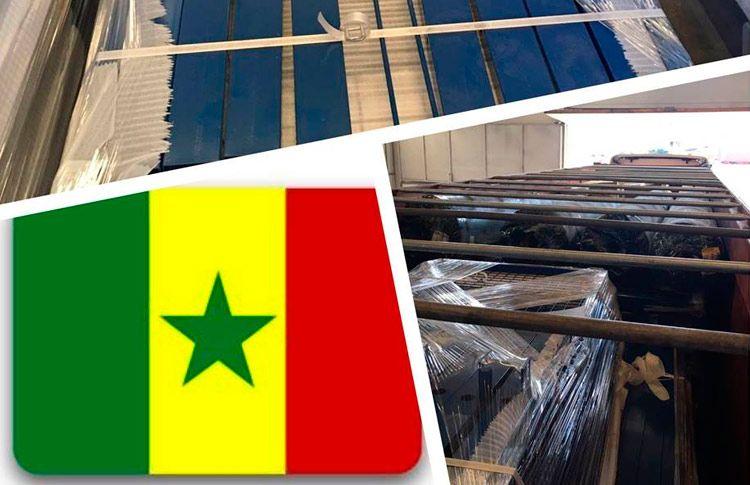 Senegal: Nueva y 'exótica' conquista para el equipo de Manzasport