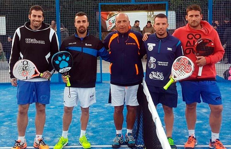 Así fue el I Torneo San Miguel en el Club Pádel Fuengirola by Wekap