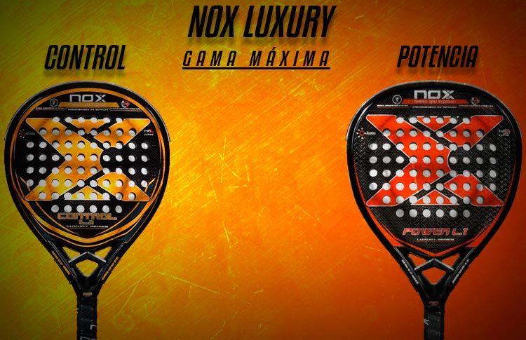 NOX: Dos modelos con un rendimiento 'de lujo'