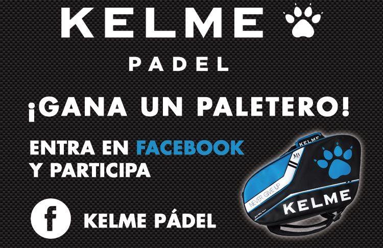 Gran premio en juego: ¿Con qué pala jugarán las grandes estrellas del Kelme Team en 2017?