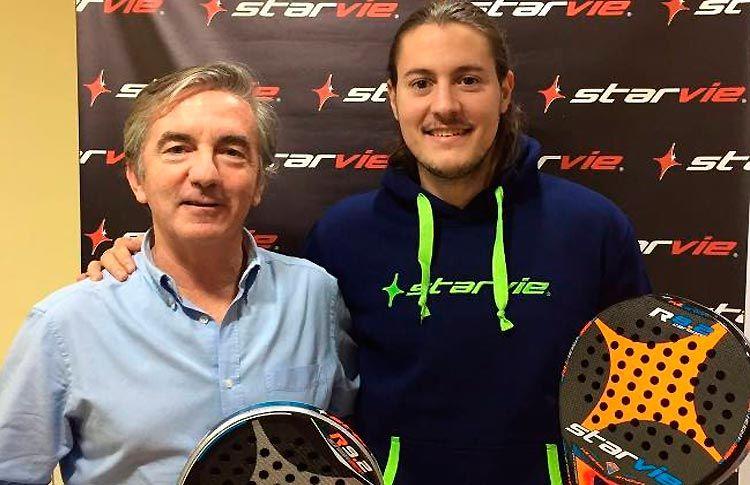 Andoni Bardasco: Garra y afán de superación para el StarVie Team