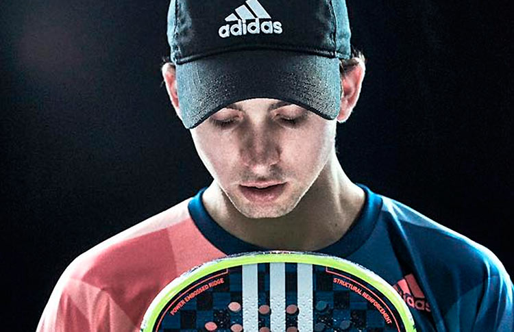 Fermín Ferreyra se incorpora al Adidas Team