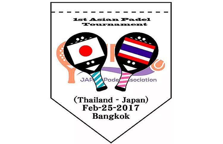 Japón y Tailandia, listos para un encuentro muy padelero