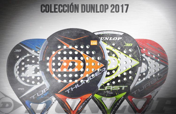 Dunlop: Unión de tradición y vanguardia en sus nuevas palas