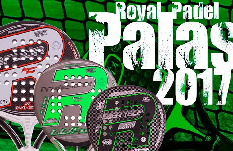 NewPádel nos habla de la Colección 2017 de Royal Pádel