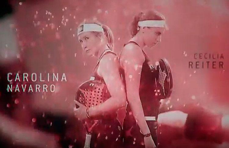 Presentación del Equipo Femenino del Monte-Carlo International Sport - Arena Entrena Pádel