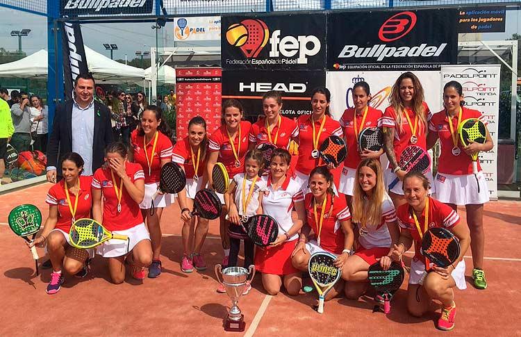 El MCI Sports-Arena Entrena Pádel pone fin al dominio del Real Zaragoza Club de Tenis