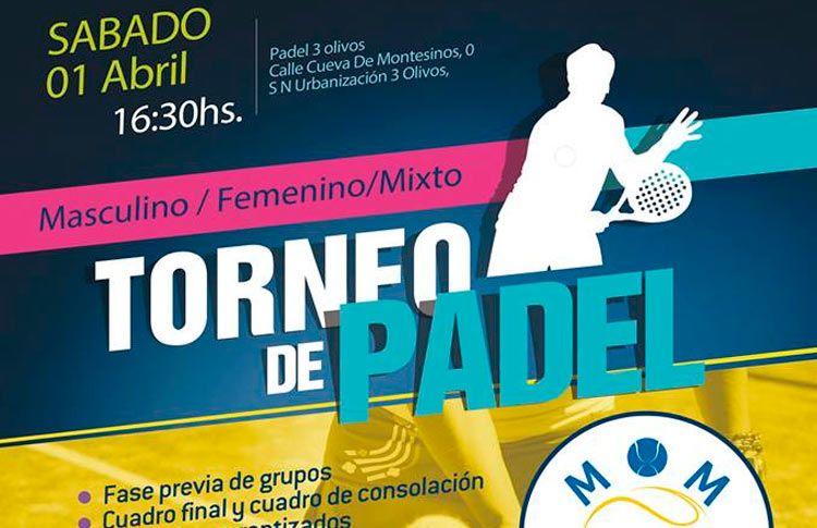 Sorpresas y novedades en el regreso de MOM Pádel al Club Pádel 3 Olivos