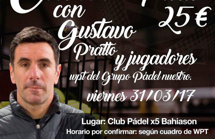 Gustavo Pratto pondrá sus conocimientos al servicio de los aficionados en Santander