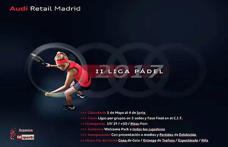 Diez razones por las que ningún aficionado debería perderse la II Liga Audi Retail Madrid