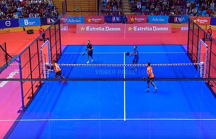 El Top 3 de los mejores puntos del Cuadro Masculino del Santander Open