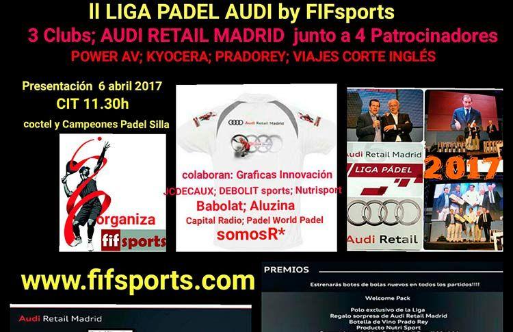 II Liga Audi Retail Madrid: Conoce todos sus detalles