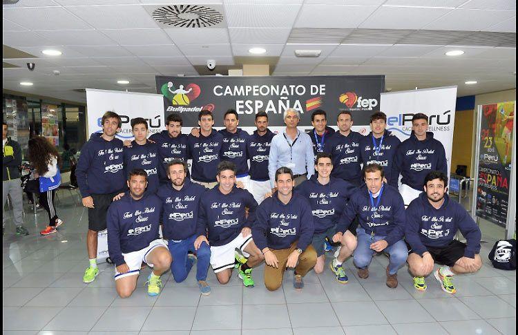El Perú Wellness de Cáceres, a la final del Campeonato de España por Equipos de 2ª Categoría