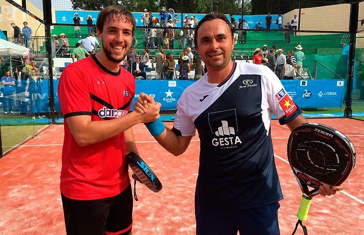 Godo Díaz-Lucho Capra, ganan el Lisboa Challenger 2017