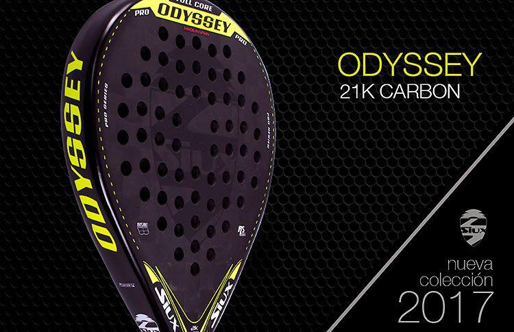 Siux nos presenta sus nuevas Odyssey 2017