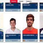 El Ranking 'se mueve' tras la disputa del Miami Padel Master